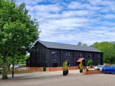 Lodge Park Business Centre opens new building