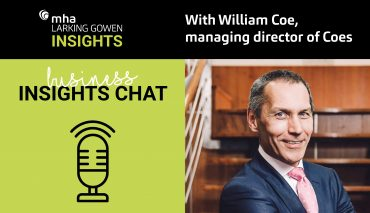Business Insights Chat with William Coe