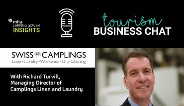 Tourism Business Chat with Richard Turvill, MD of Camplings