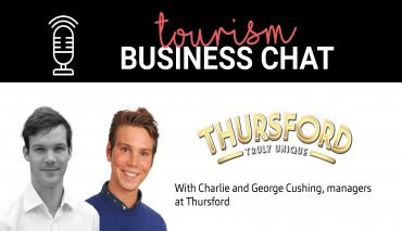 Tourism Business Chat is back for series 2
