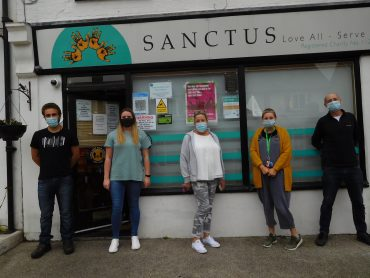Sanctus charity moving to new home