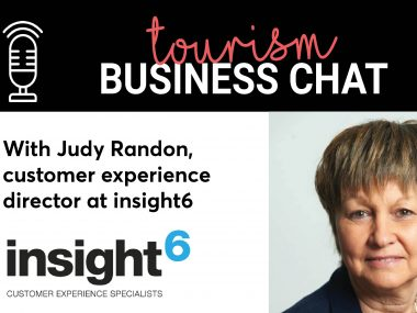 Tourism Business Chat with insight6