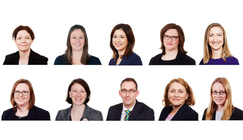 10 new Partners announced at Birketts following internal promotions