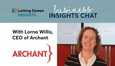 Business Insights Chat with Lorna Willis