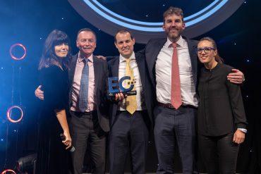 Birketts nominated at 2021 EG Awards