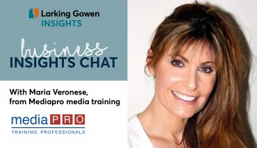 Business Insight Chat with Maria Veronese