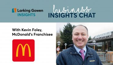 Business Insights Chat with Kevin Foley