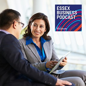 Latest episode of the Essex Business Podcast now released!