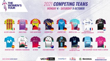 World's best teams will be heading to Colchester and Clacton for 2021 women's tour