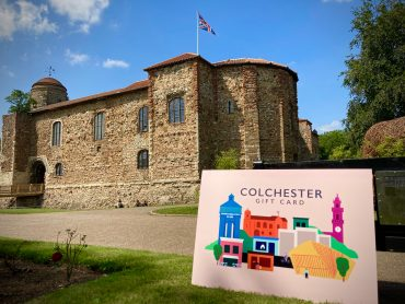 The Colchester Gift Card is here!