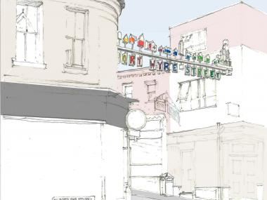 Survey on new wayfinding artwork for Colchester